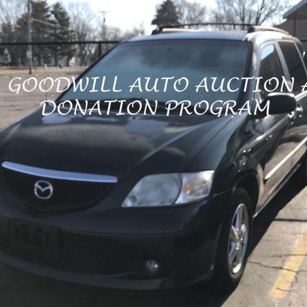 Goodwill Auto Auction >> 2002 Mazda Mpv Goodwill Auto Auction